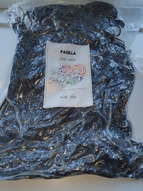 Pasilla_chili