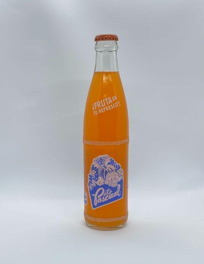 Pato Pascual appelsin sodavand