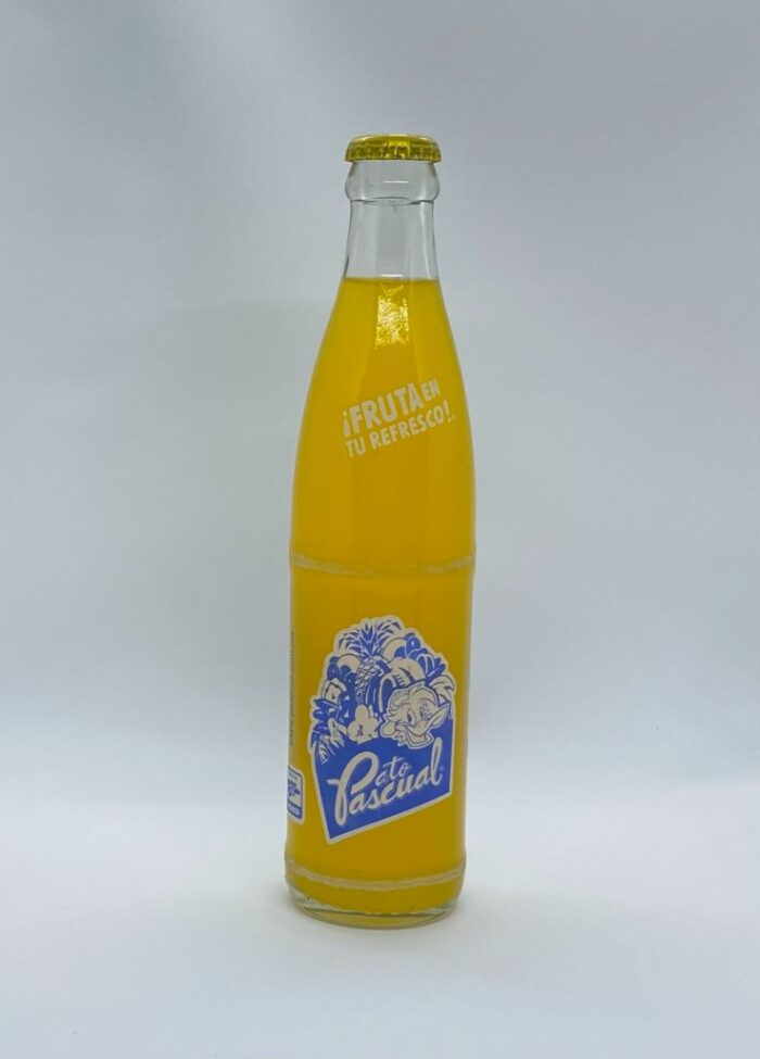 Pato pascual mexicansk sodavand Ananas