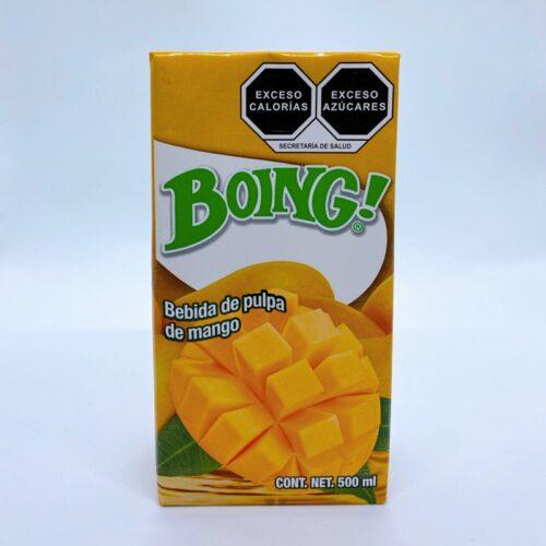 Boing mango juice 500 ml.
