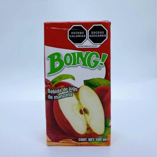 Boing juice æble 500 ml