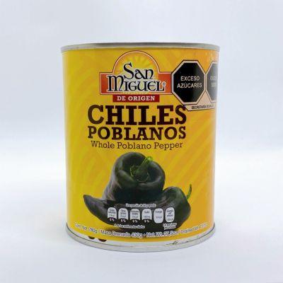 Chile Poblano 780 gram
